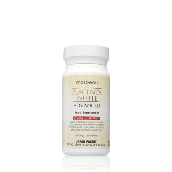 PLACENTA WHITE ADVANCED SUPPLEMENT